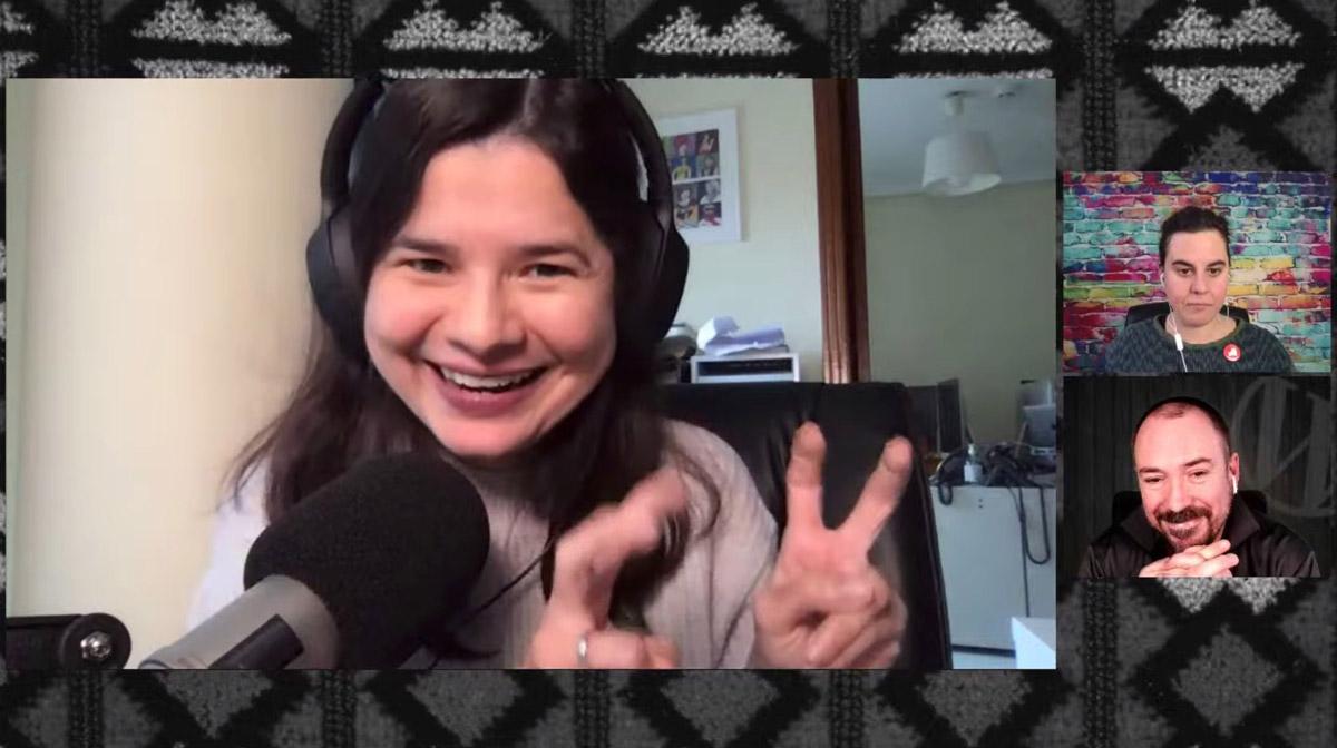 Aleyda Solis en UBAC 89